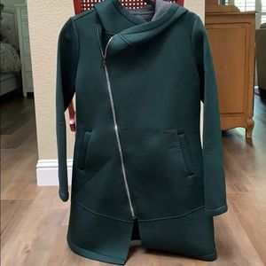 Betsey Johnson long pea coat